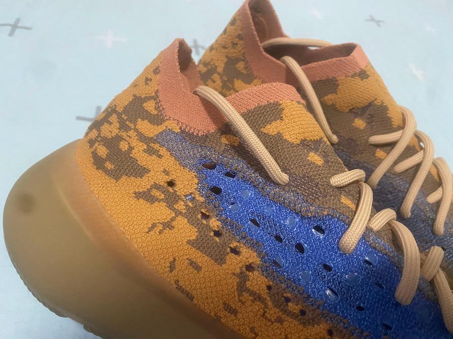 "adidas Yeezy Boost 380 ""Blue Oat"""