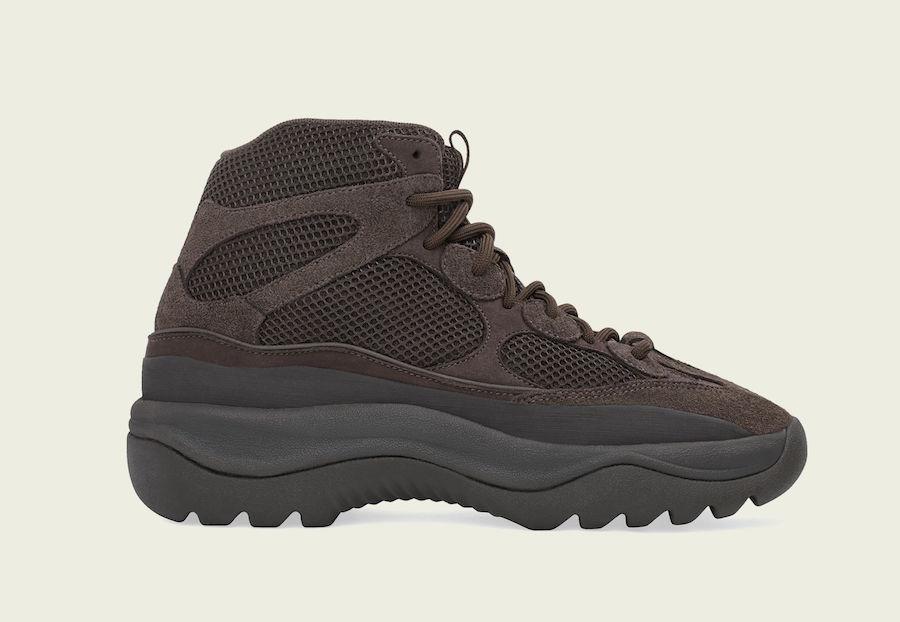 """a91d1e835ed22 adidas Yeezy Desert Boot """"Oil"""""""