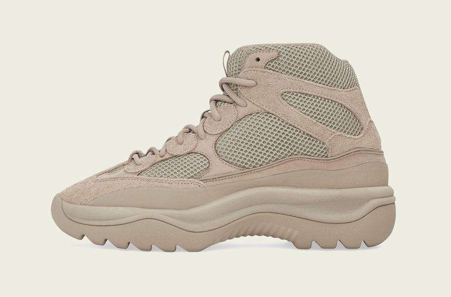 """7e1e8713320ba adidas Yeezy Desert Boot """"Rock"""""""