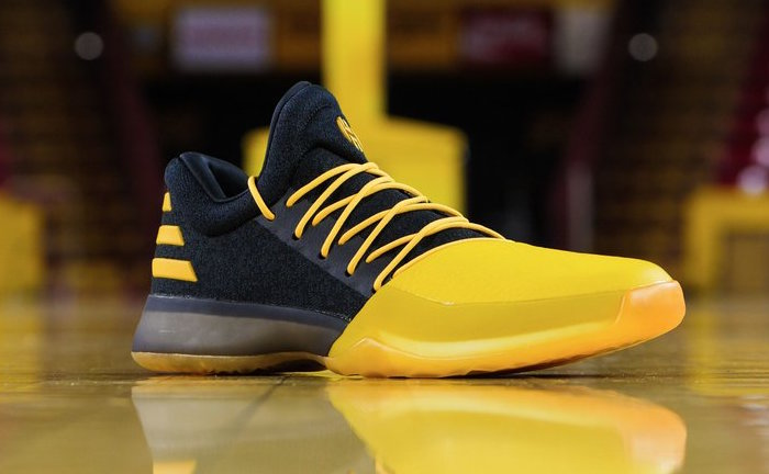 """adidas Harden Vol. 1 """"Fear the Fork"""" Release Date"""