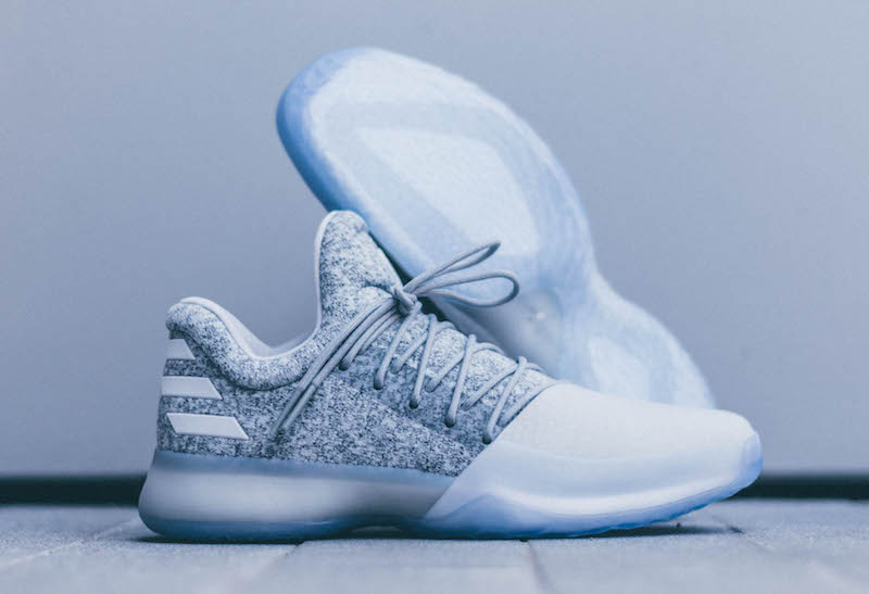 """adidas Harden Vol. 1 """"Grayvy"""" Release Date"""