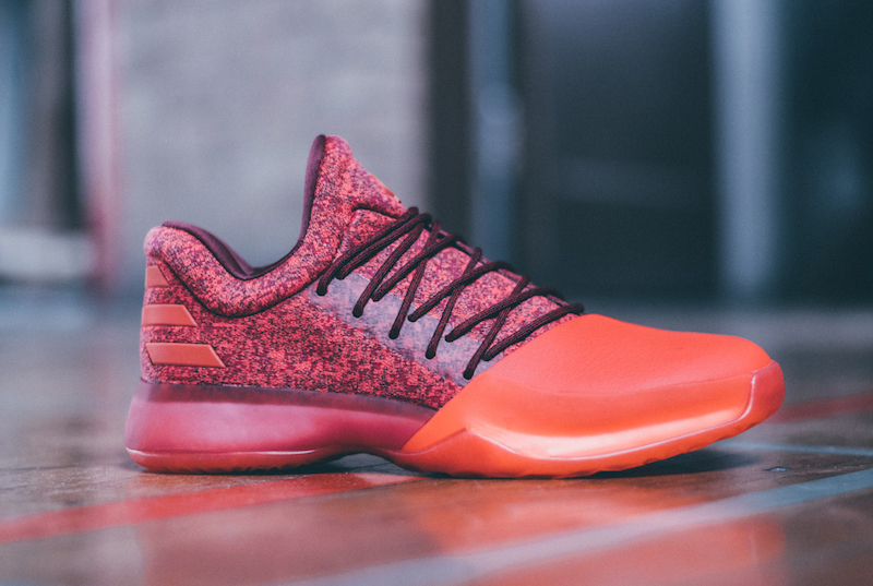 "adidas Harden Vol. 1 ""Red Glare"" Release Date"