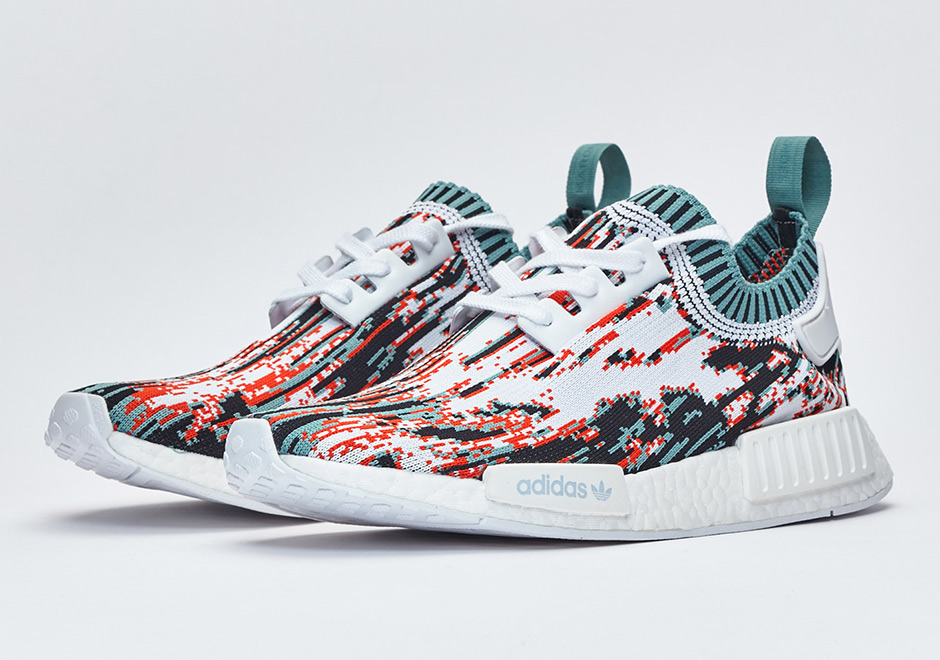 "adidas NMD R1 PK ""Datamosh"" Release Date"