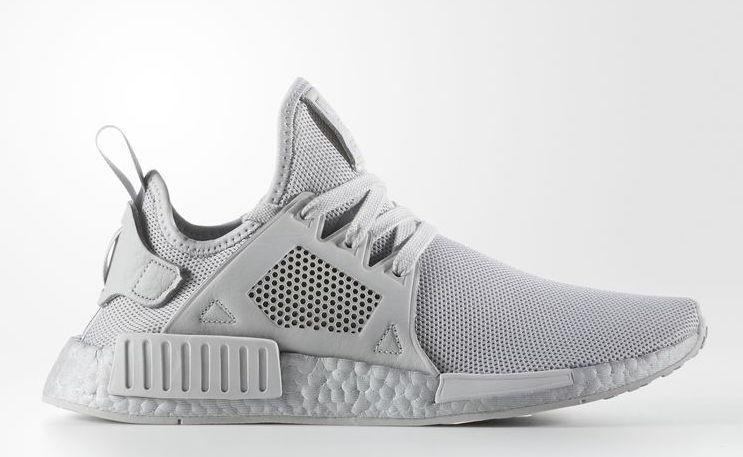 "adidas NMD XR1 ""Triple Grey"" Release Date"