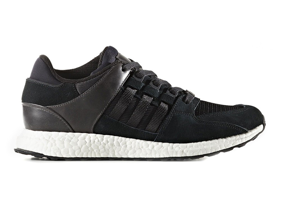 "adidas Originals EQT ""Black Pack""  Release Date"