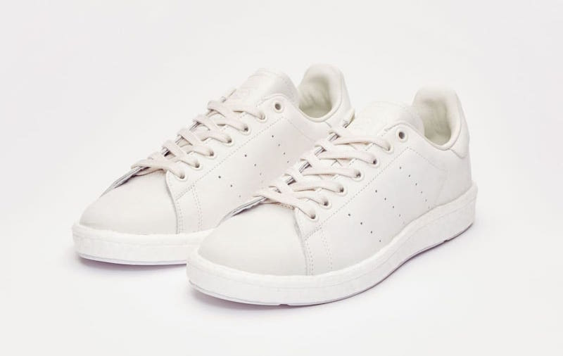 "adidas Stan Smith Boost ""Shades of White"" V2 Release Date"