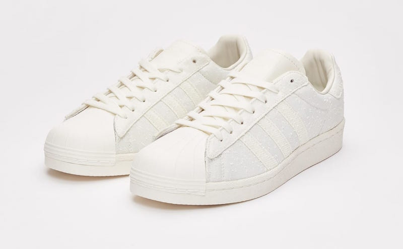 "adidas Superstar ""Shades of White"" V2 Release Date"