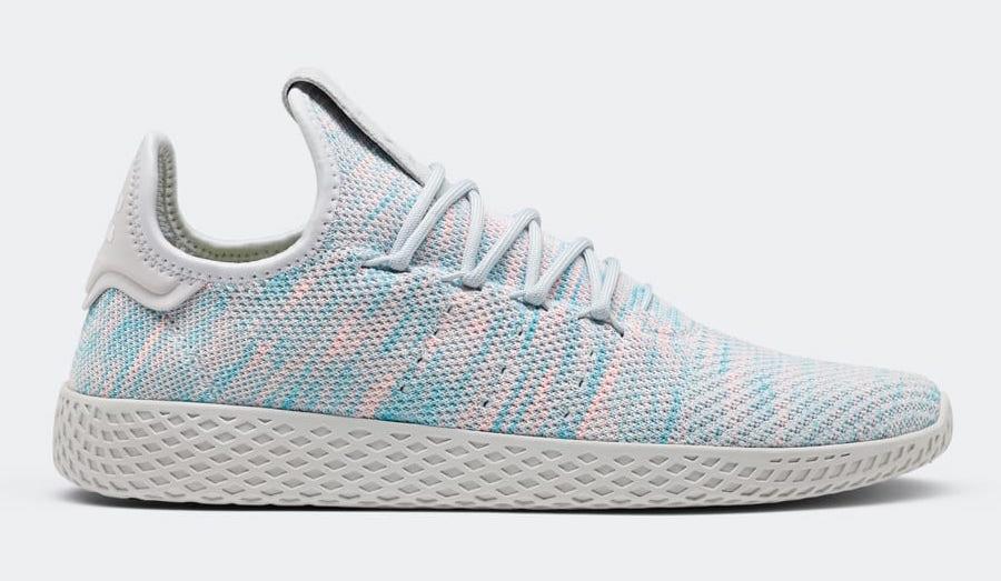 Pharrell x adidas Tennis Hu Release Date