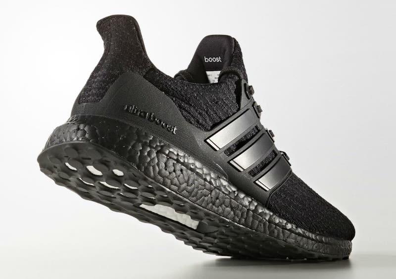 "adidas Ultra Boost 3.0 ""Triple Black"""