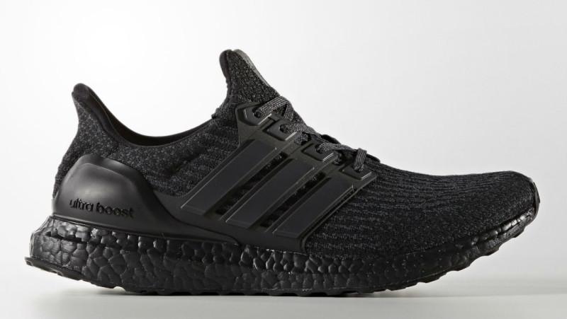 "adidas Ultra Boost 3.0 ""Triple Black"" Release Date"
