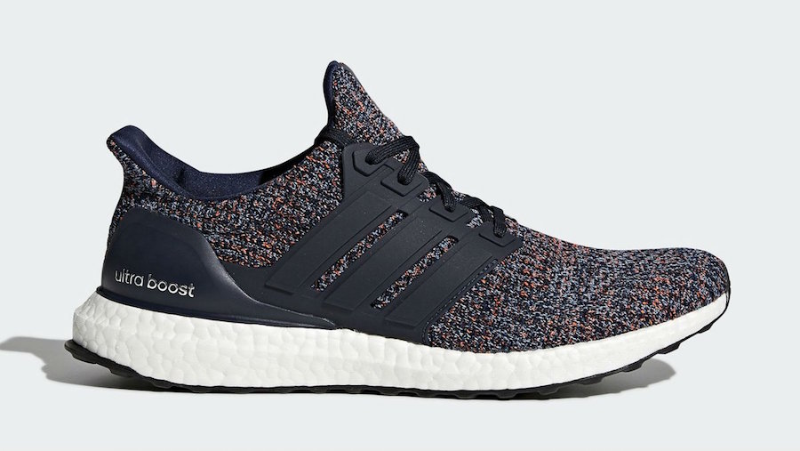 "adidas Ultra Boost 4.0 ""Navy Multicolor"" Release Date"