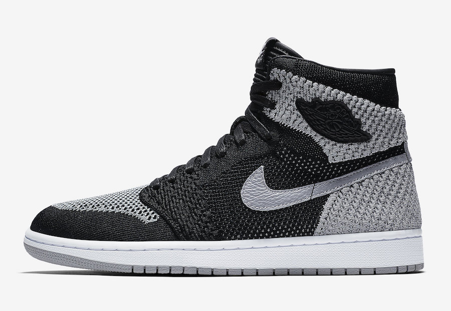 "Air Jordan 1 Flyknit ""Shadow"""
