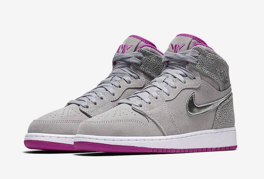 """Air Jordan 1 GS """"Maya Moore"""" Release Date"""