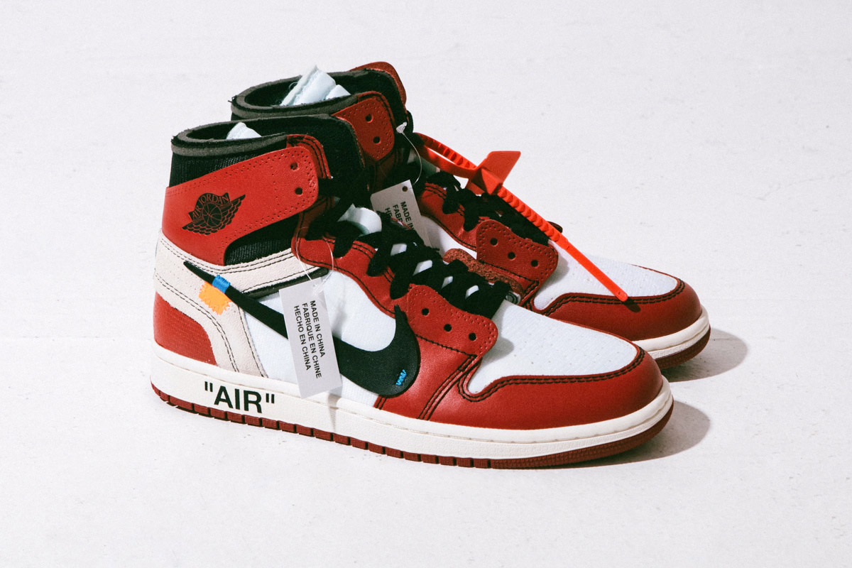 OFF-WHITE x Air Jordan 1 Retro High OG 10X Release Date