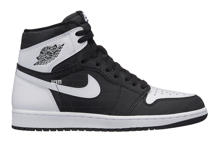 "Air Jordan 1 Retro High OG ""RE2PECT"" Release Date"