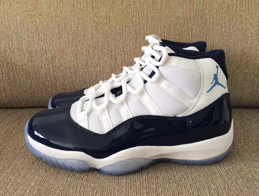 Air Jordan 11  Release Date