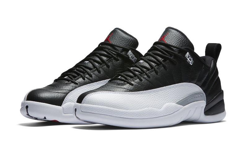 """Air Jordan 12 """"Playoffs"""" Release Date"""
