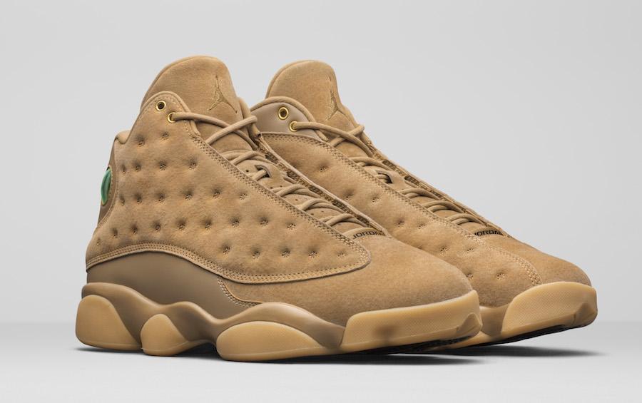 "Air Jordan 13 ""Wheat"" Release Date"