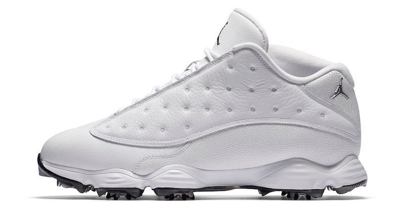 Air Jordan 13 Golf Cleat