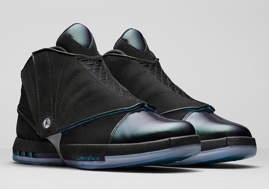 """Air Jordan 16 """"CEO"""" Release Date"""