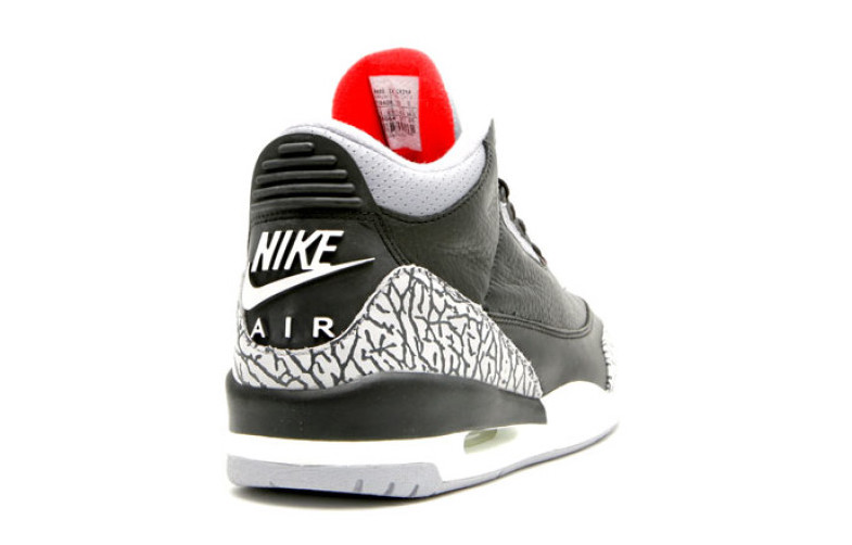 "Air Jordan 3 OG ""Black Cement"""