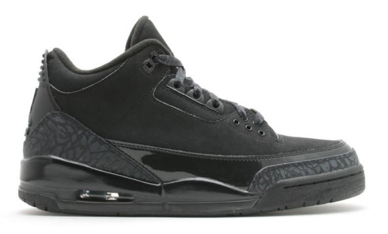 """Air Jordan 3 """"Black Cat"""" Release Date"""