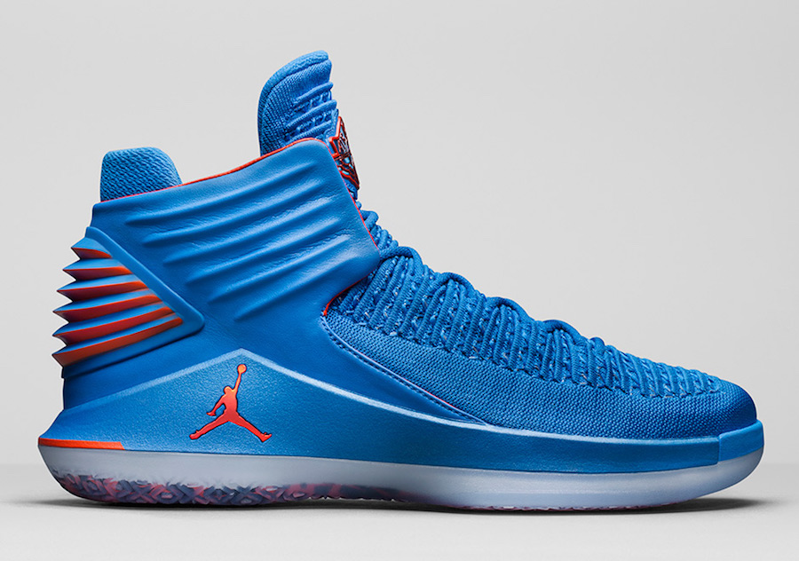 "Air Jordan 32 ""Why Not"""