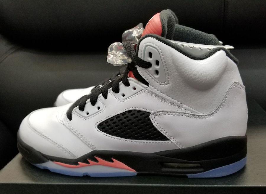 Air Jordan 5 GS Release Date