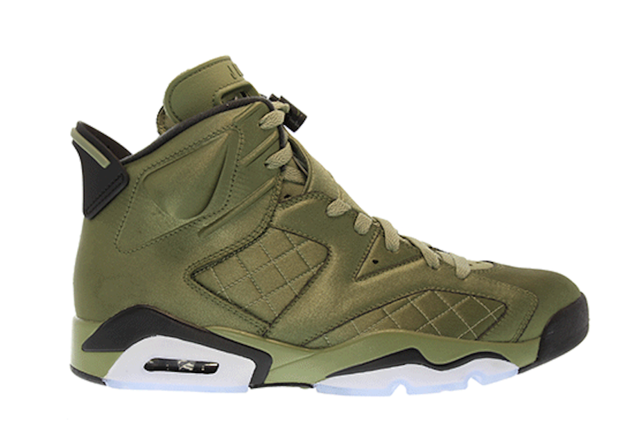"Air Jordan 6 Pinnacle ""Promo Jacket"" Release Date"