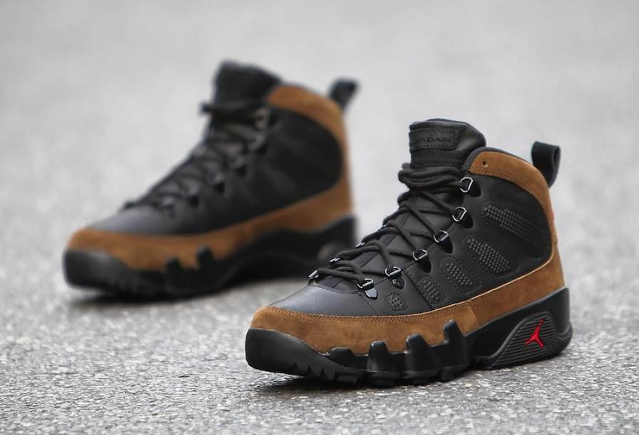 "Air Jordan 9 Boot NRG ""Olive"""