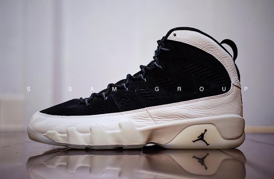 """Air Jordan 9 """"LA"""" Release Date"""