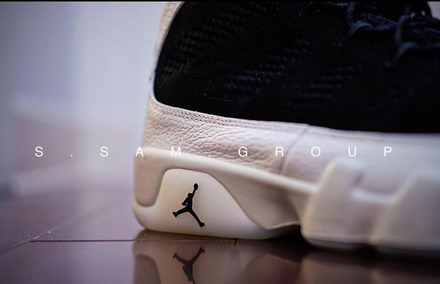 "Air Jordan 9 ""LA"""