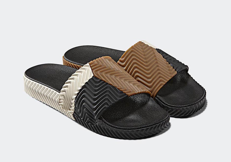 Alexander Wang x adidas AW Adilette Release Date