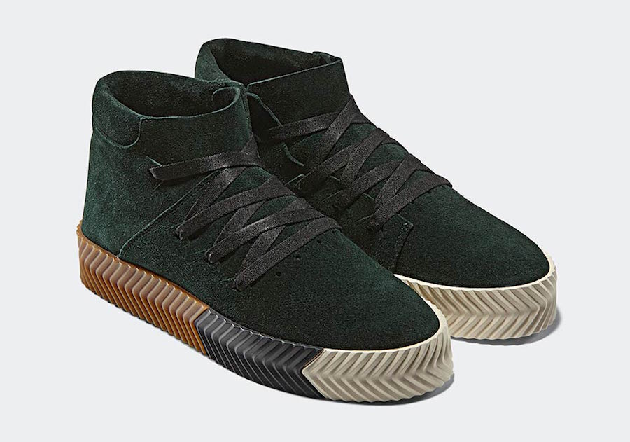 Alexander Wang x adidas AW Skate Mid Release Date
