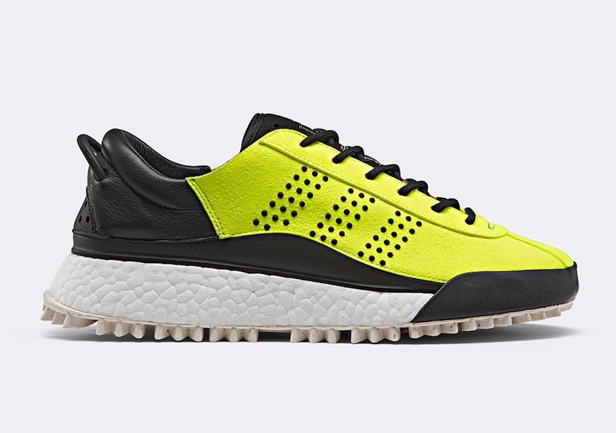 Alexander Wang x adidas Hike Lo Release Date