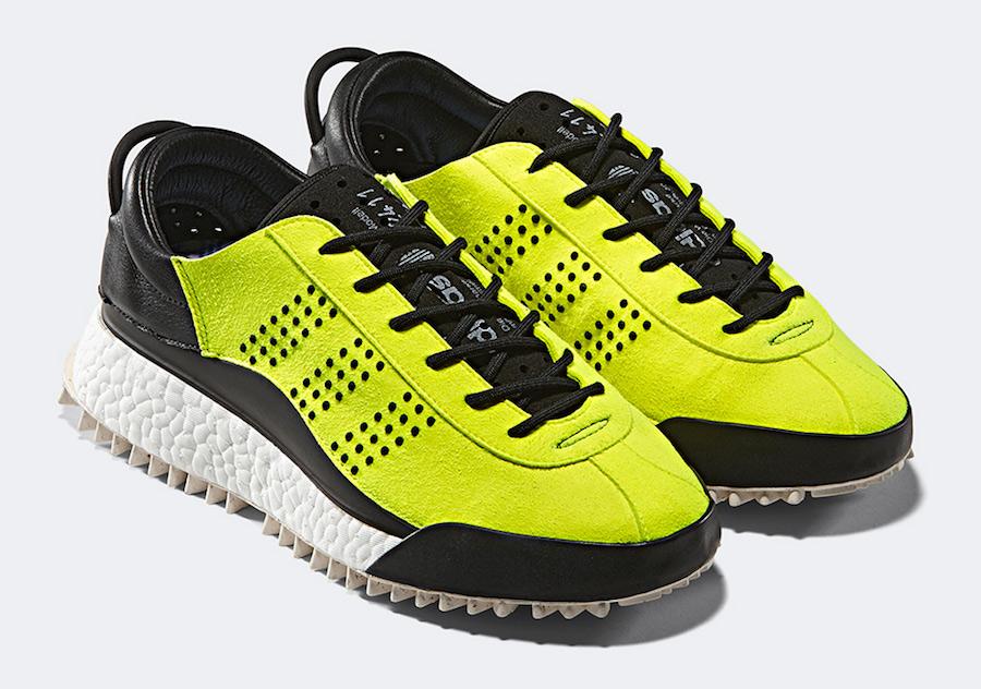 Alexander Wang x adidas Hike Lo