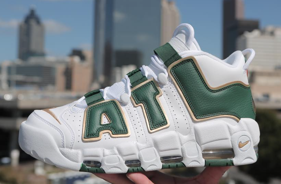 "Nike Air More Uptempo ""ATL"" Release Date"
