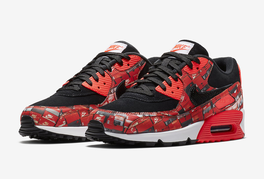 "Nike Air Max 90 Print ""We Love Nike"""