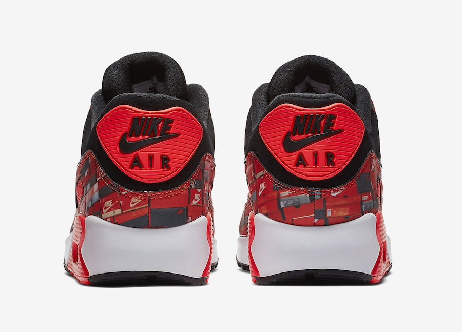 "Nike Air Max 90 Print ""We Love Nike"""