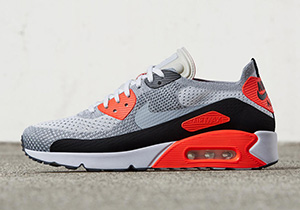 NIKE AIR MAX 90 FLYKNIT  Release Date