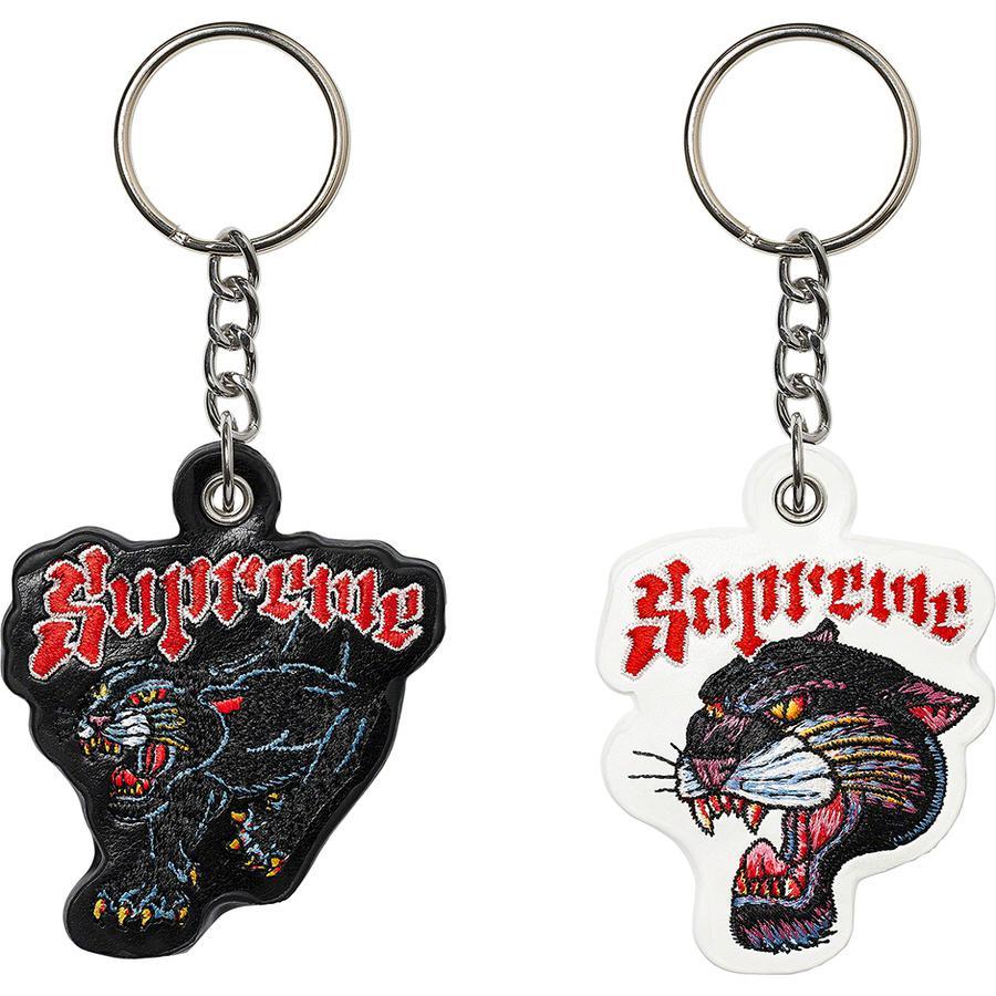 Supreme Panther Keychain<