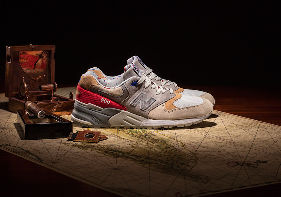 "Concepts x New Balance 999 ""Hyannis"" Release Date"