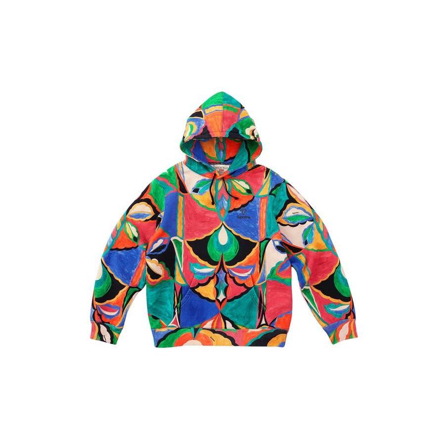 Supreme®/Emilio Pucci® Hooded Sweatshirt<