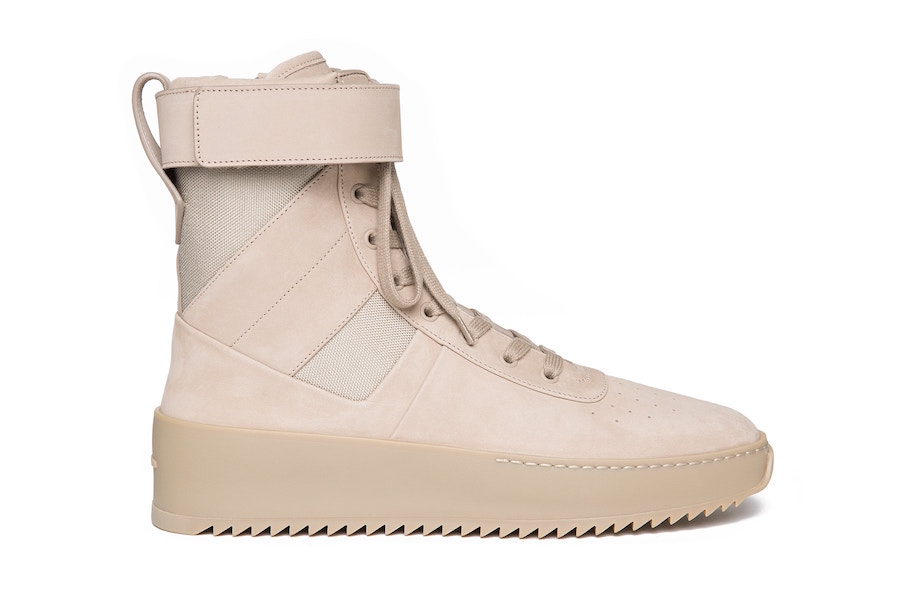 Fear of God Military Sneakers (Black Friday Special)