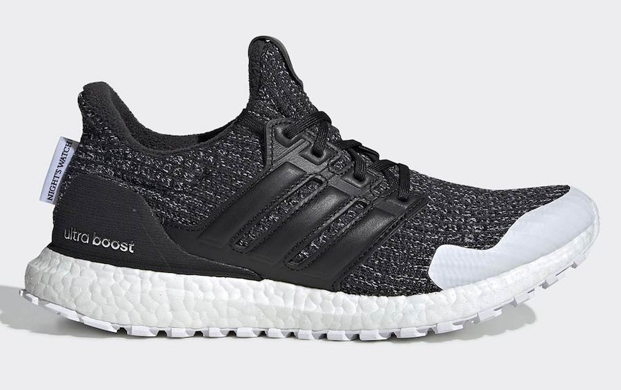 "Game of Thrones x adidas Ultra Boost ""Night's Watch"""