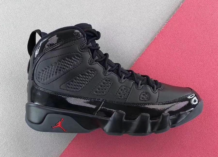 """Air Jordan 9 """"Bred"""" Release Date"""