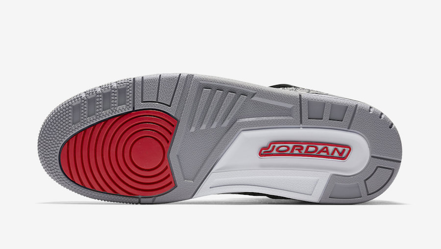 """Jordan Spiz'ike """"Black Cement"""""""