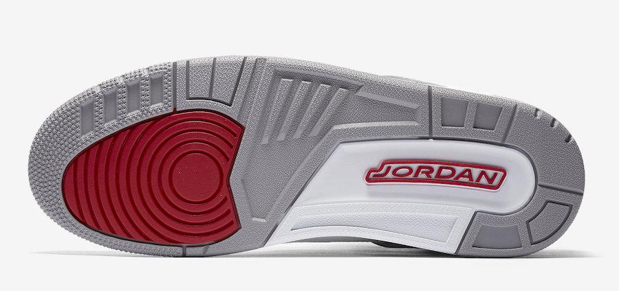 """Jordan Spiz'ike """"White Cement"""""""