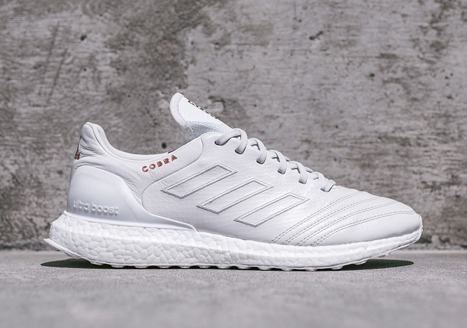 """Kith x Copa Mudial Ultra Boost """"Kith Cobras"""" Release Date"""