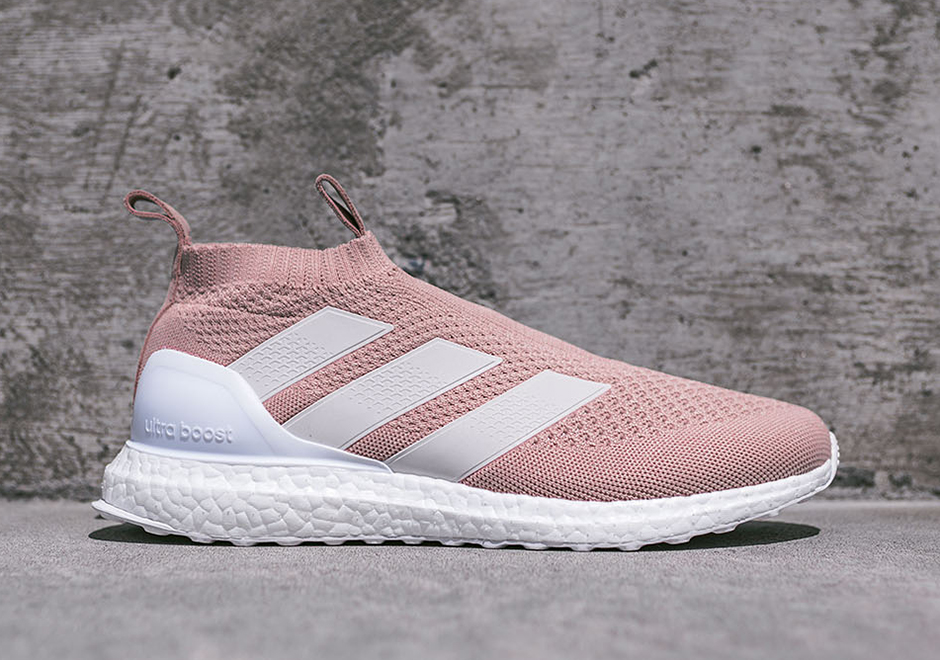 """Kith x ACE 16+ Pure Control Ultra Boost """"Kith Flamingos"""" Release Date"""